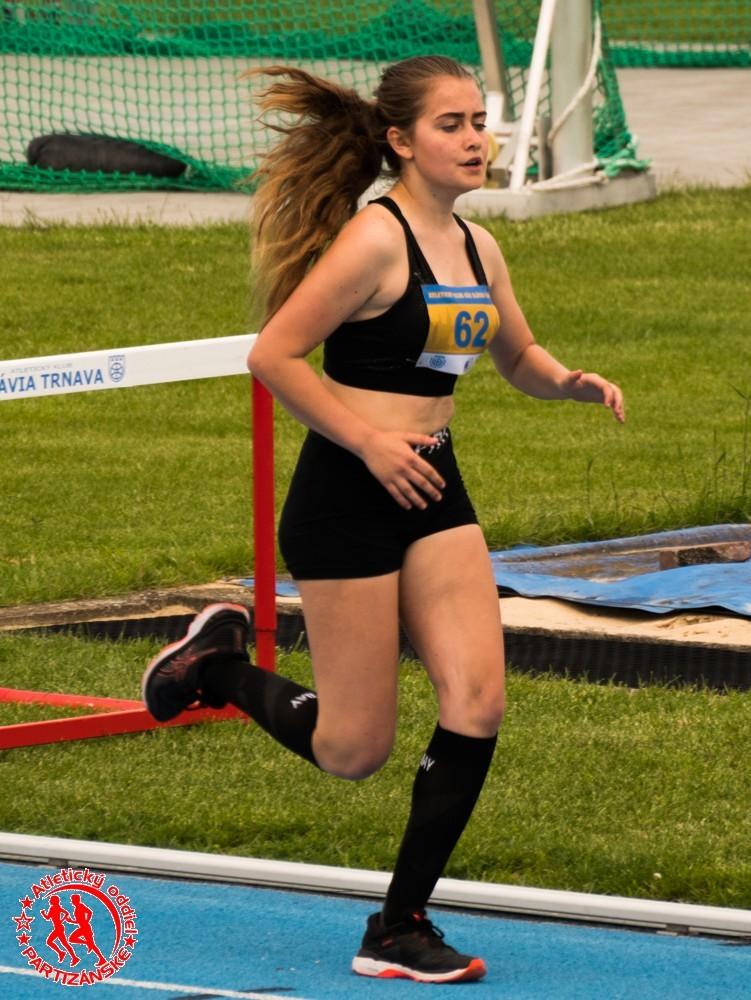 Simona Seidlová ,  1500m