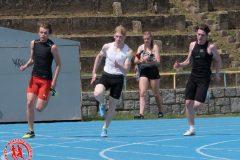 Jakub Nemec, finále na 200m